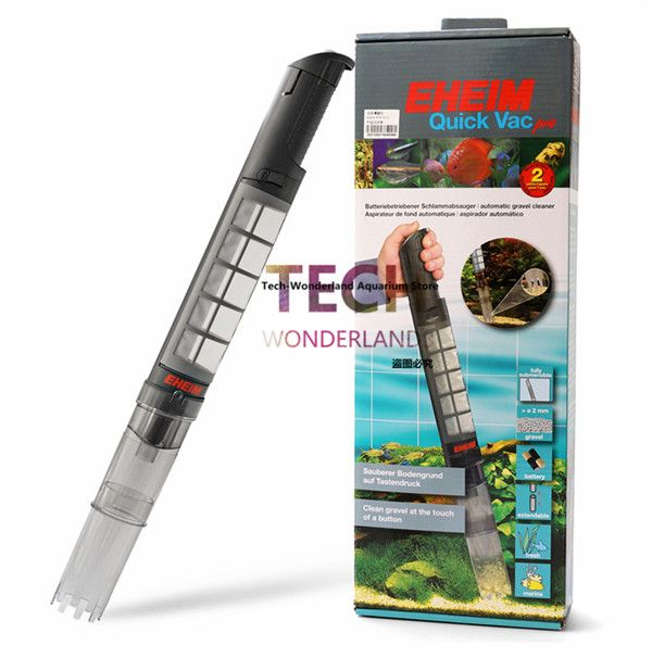 EHEIM Quick Vacpro - automatic gravel cleaner EHEIM 3531 fish tank electric sand washing device cleaning aquarium