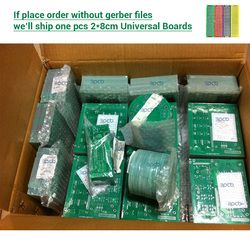 Low prices Double Sided PCB Prototype Board pcb prototyping board printed circuit board Affordable PCB Manufacturer pay link1