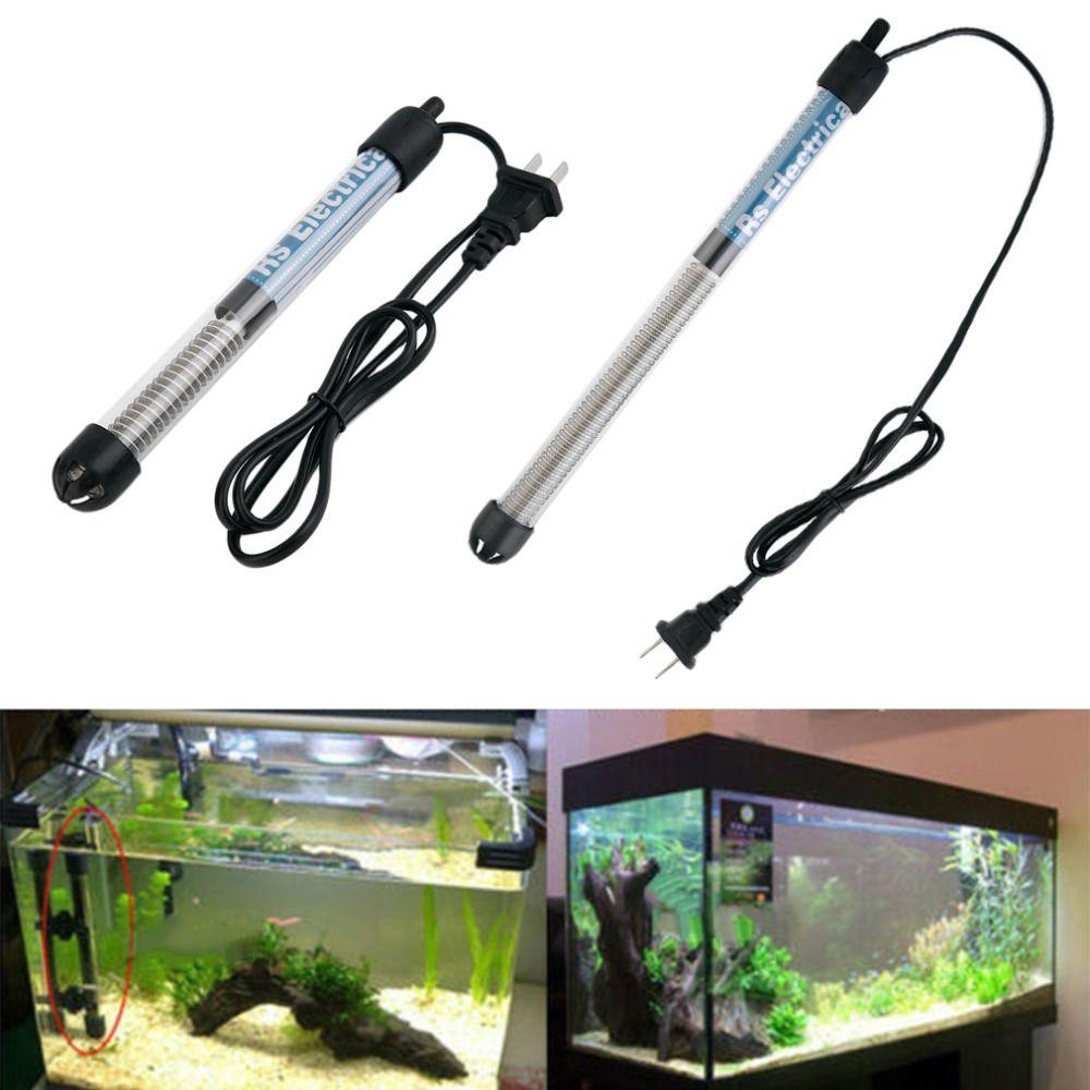 200 Watt/300 Watt Aquarium Mini Tauch Aquarium Einstellbare Wasserbereiter