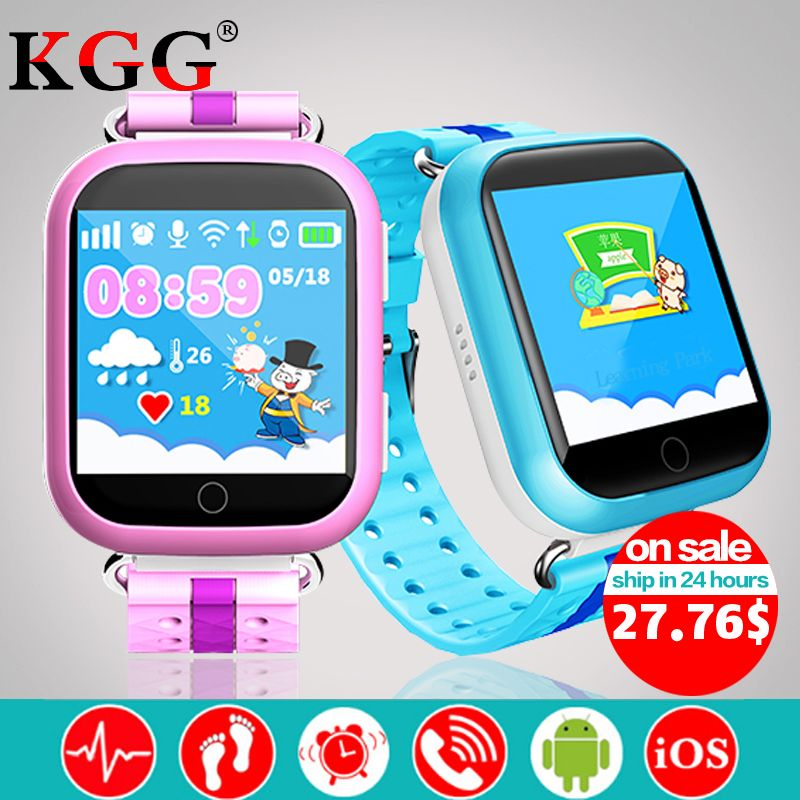 GPS Smart Watch Q750 Q100 Baby Smart Watch 1.54inch Touch Screen SOS Call Location Device Tracker for Kid's Safe PK Q50 Q90