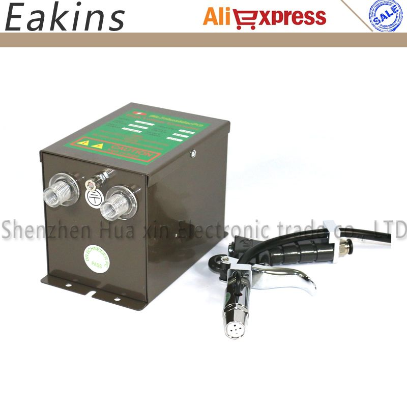 SIMCO SL-007 Static eliminator High voltage generator Power supply+SL-004 ESD Ionizing Air Gun Lonizing air blower 110V or 220v