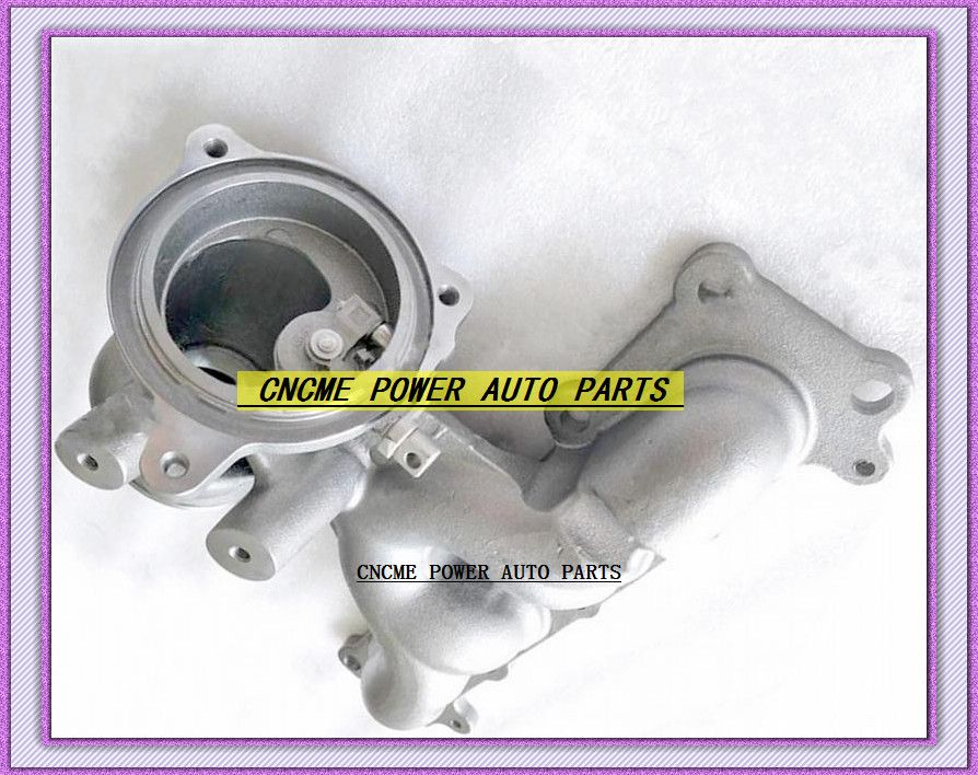 Exhaust manifold K03 53039880288 53039700288 LR031510 Turbo Parts for Ford Mondeo for Land Rover Evoque 2.0L Si4 177kw