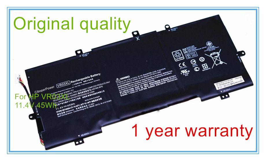 Original-akku für 816497-1C1 HSTNN-IB7E TPN-C120 VR03XL 13-D023TU 13-D024TU 13-D025TU 13-D046TU