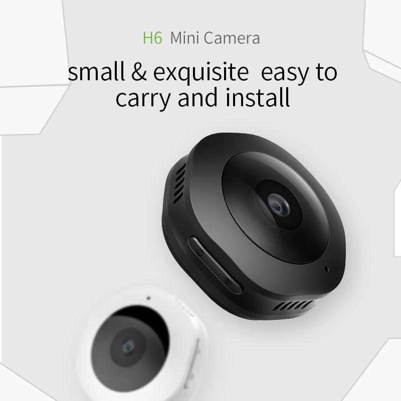 Mini Wifi Camera CCTV Security Home 1080p HD Camera Night Vision