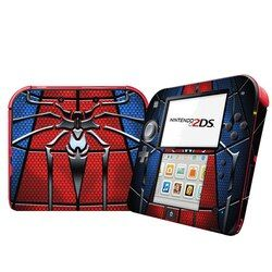 Spiderman Vinyl Skin Sticker Cover Protector for Nintendo 2DS skins Console Stickers