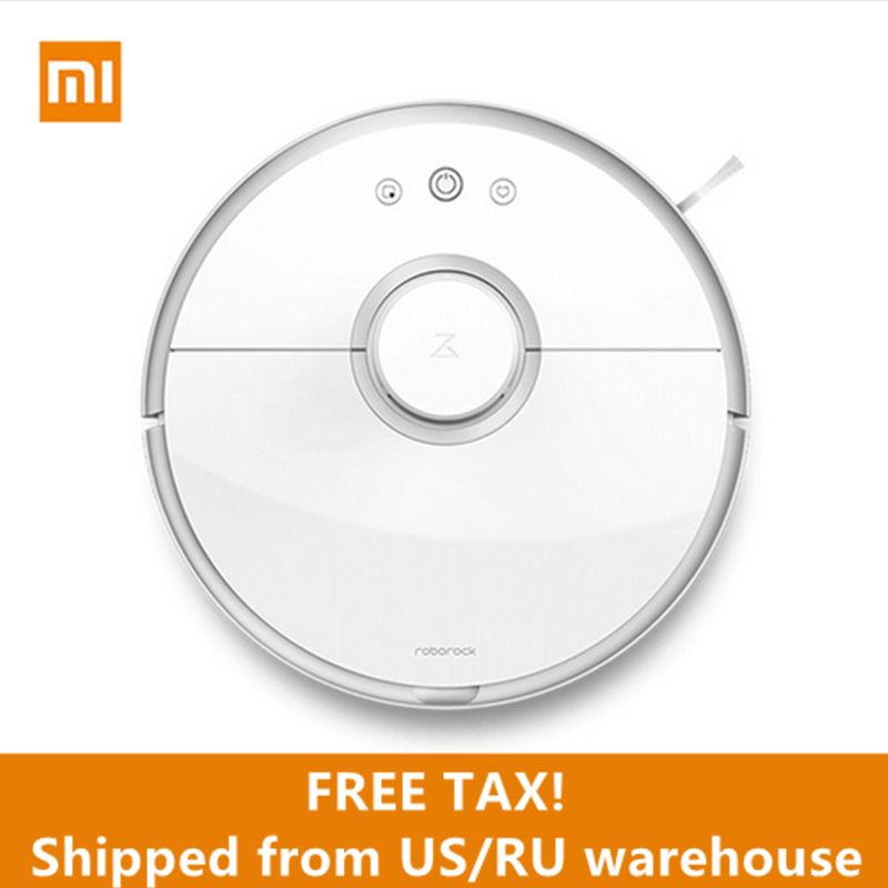 Internationalen Version Schiff Von US/RU Original Xiaomi Roborock S50 Sweep Nass Mopp AppControl Xiaomi Roboter Staubsauger 2%