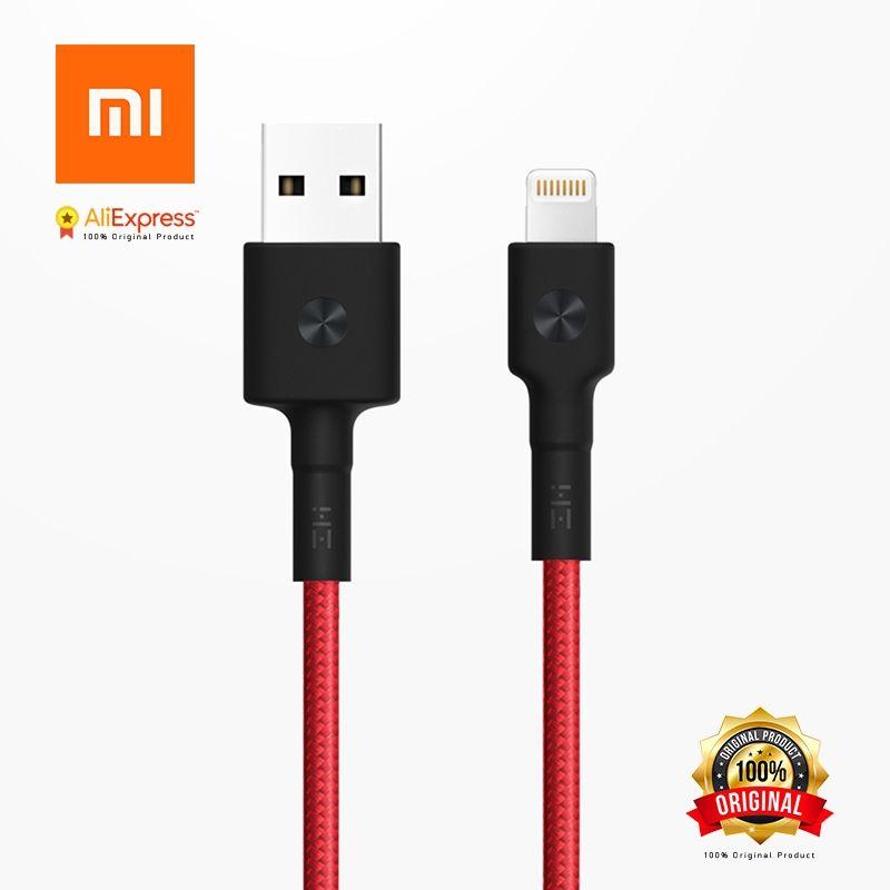Xiaomi Original ZMI Usb-kabel 1 Mt für iPhone X 10 8 Plus 7 Plus 6 Plus MFi Zertifizierung Magnetische zubehör für Apple geräte