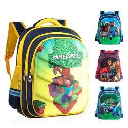 Водонепроницаемые Детские школьные ранцы для мальчиков ортопедический Детский мультфильм рюкзак для начальной школы Школьные сумки Дети ...