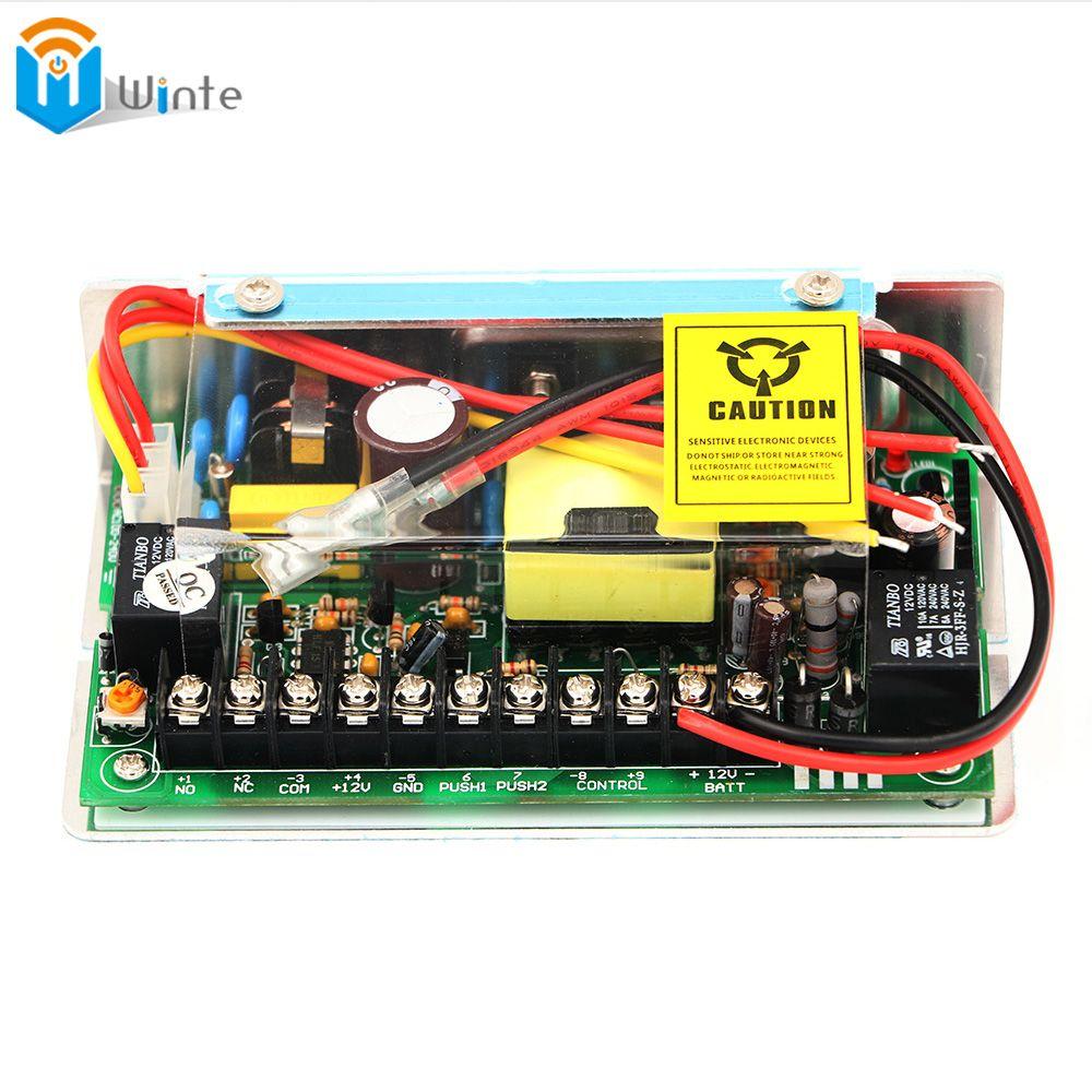 DC 12 V 5A fuente de Alimentación de Control de Acceso de la Puerta RFID DC 12 V fuction UPS 5A AC 110 V-240 V Ajustar Tiempo Abierto de Alta calidad de la Energía suministro
