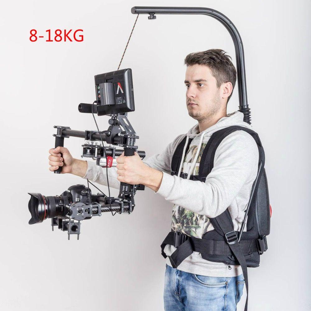 FREE DHL Like EASYRIG Vest rig Serene arm easy rig Flowcine serene Video Gimbal rig for DJI Ronin M 3 AXIS gimbal stabilizer