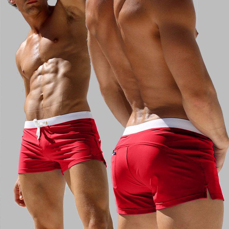 AUSTINBEM nouveau hommes shorts hommes shorts de natation knickers motion shorts surf poche arrière zipper sable plage shorts 223