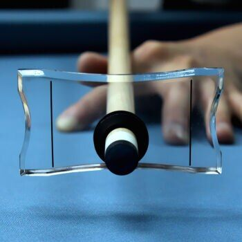 The Rod Balancer Billiard Accessories Table 8 Nine Big Black Cue Balance Trainers Billiards