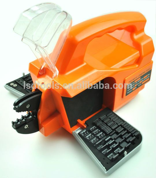 AM-30 LSD High quality New air crimping machine pneumatic crimping tool for cable terminals connectors with 1 dies et