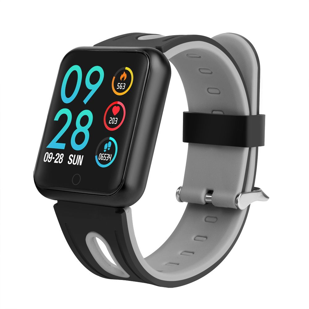 696 Sport IP68 Smart Watch P68 fitness bracelet activity tracker heart rate monitor blood pressure for ios Android apple iPhone