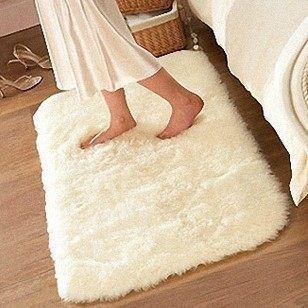 50 * 80 cm tapis tapis de bain de plancher Suede Super confortable non - dérapant tapis de bain livraison gratuite