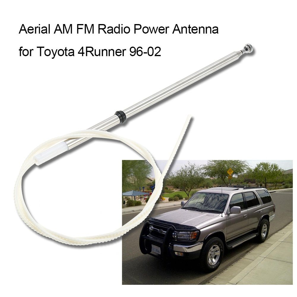 Aerial AM FM Radio Power Antenna for Toyota 4Runner 96-02