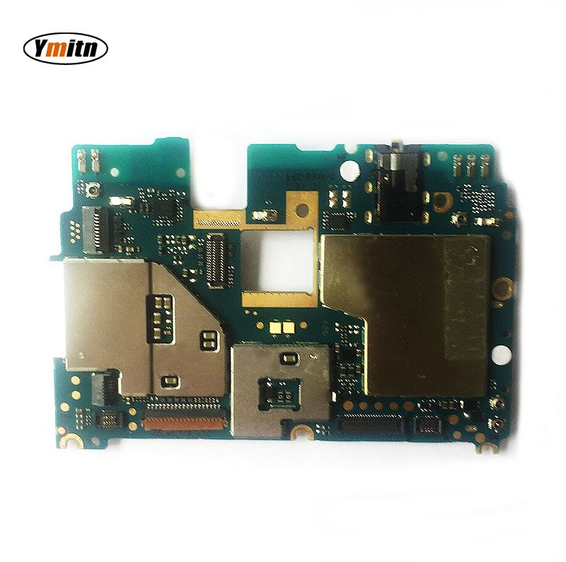 Ymitn Mobile Electronic panel mainboard Motherboard unlocked with chips Circuits For Xiaomi RedMi hongmi NOTE4X NOTE 4X