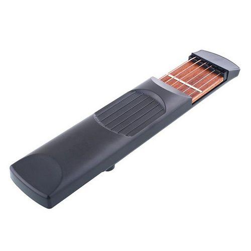 Instruments de musique populaires aides 4 Fret Portable poche cordes guitare formateur outil de pratique
