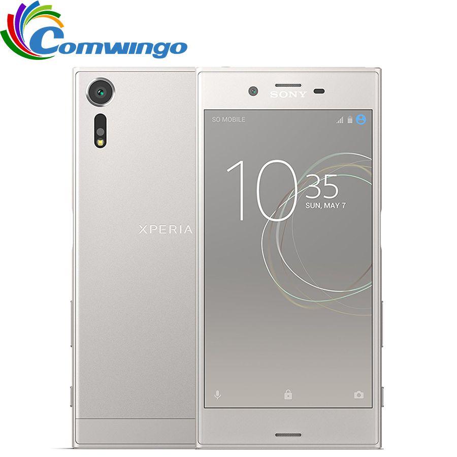 Original Sony Xperia XZs G8232 Dual SIM 4GB RAM 64GB ROM 19MP Snapdragon 820 LTE 5.2