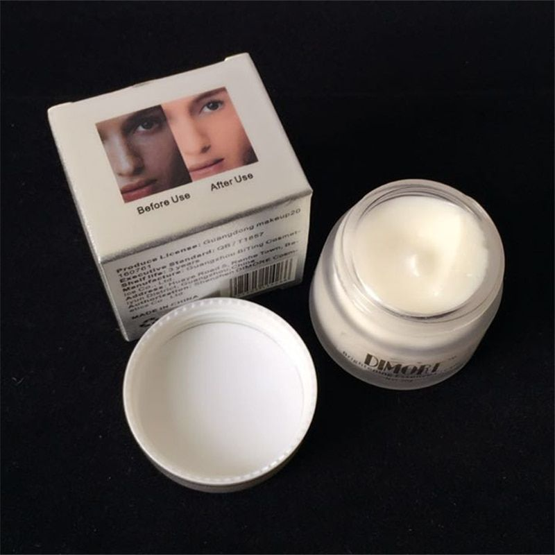 Dimollaure Strong effects whitening Freckle cream 20g Remove melasma Acne Spots pigment Melanin face care cream by Dimore