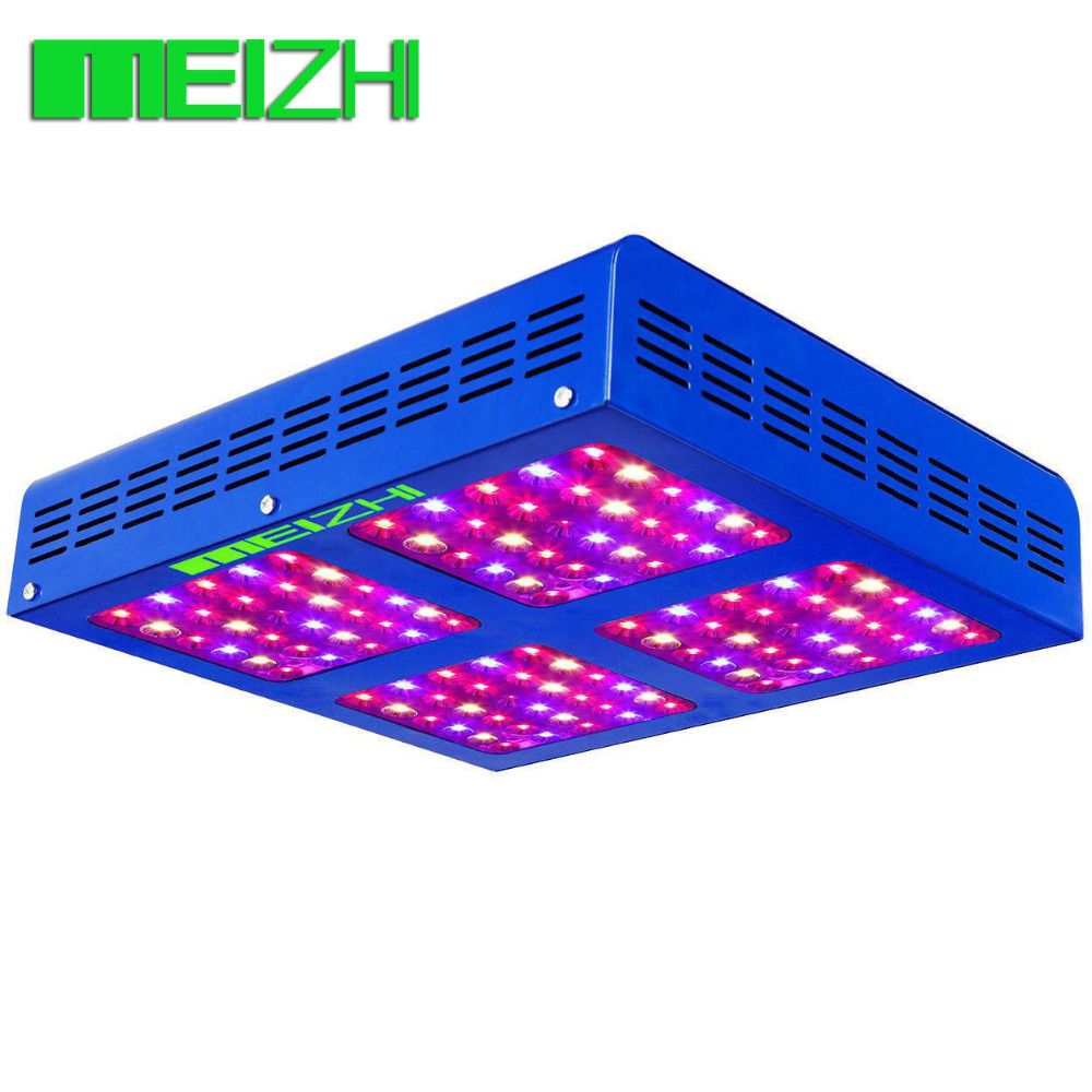MEIZHI Reflector LED 600W Grow Light best Full Spectrum for seeds indoor plants Hydroponic systems indoor greenhouse