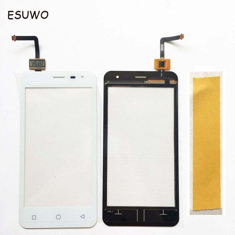 ESUWO Touch Screen For Micromax Canvas Pace Q415 Sensor Touchscreen Digitizer Front Glass Panel Replacement