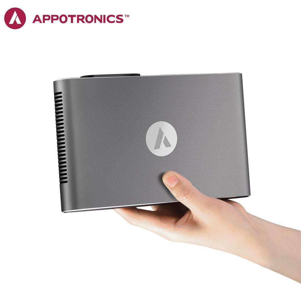 Appotronics A1 Laser TV Laser Projektor Tv Heimkino Xming M2 Led Projektor Android Bluetooth WIFI Unterstützung 1080 P TV beamer