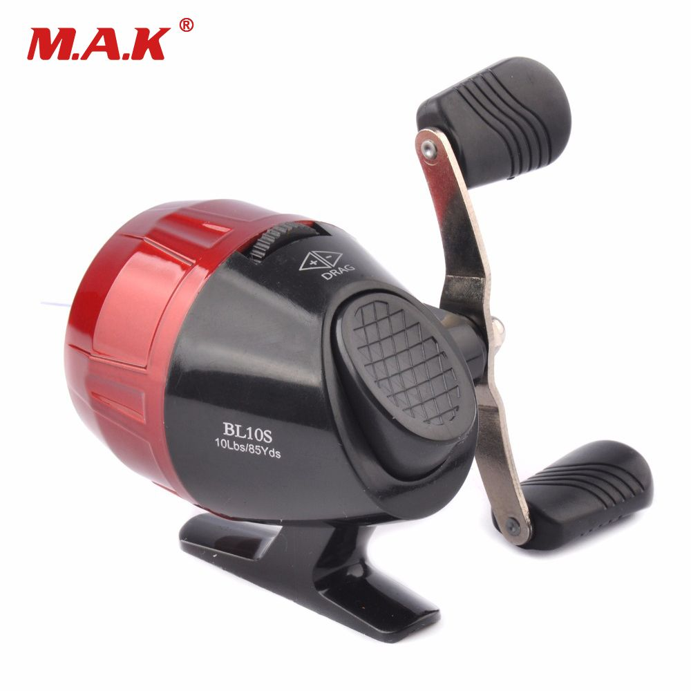Bow Slingshot Fishing Reel Pisces Fortress Fishing Wheel 3.0: 1 Spin Cast Reel Spinning Reel Inner Line Shooting Fish Wheel Hunt