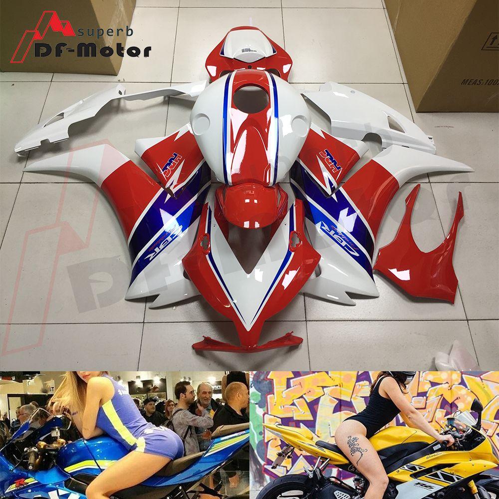 Voll Verkleidung Kit ABS Karosserie Verkleidung Kit für HONDA CBR 1000RR 2012 2013 2014 2015 2016 1000 RR