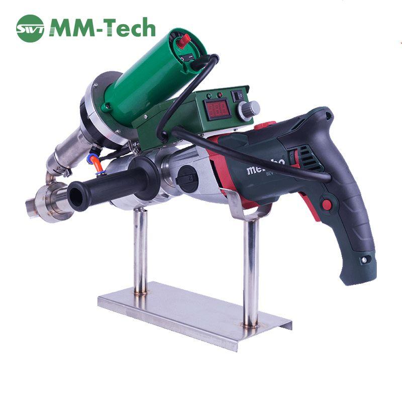 SWT-NS610A Kunststoff Extrusion Gun Mit Metabo Motor Für Pp Pe Kunststoff