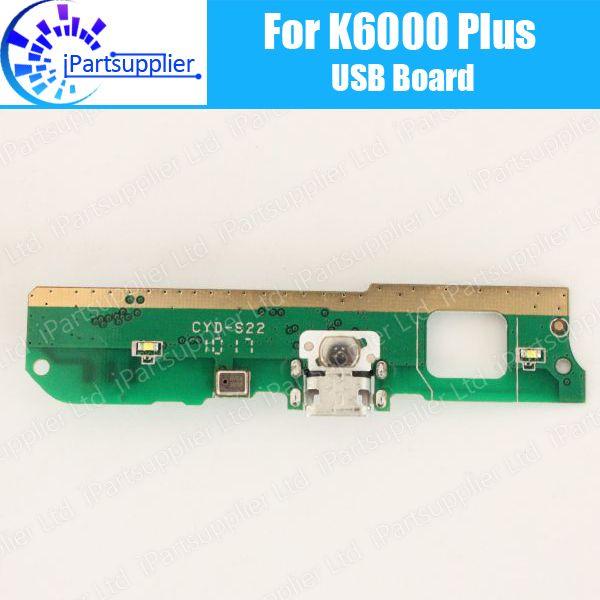 Oukitel K6000 Plus usb conseil 100% Original Nouveau pour prise usb charge conseil Accessoires De Remplacement pour Oukitel K6000 Plus