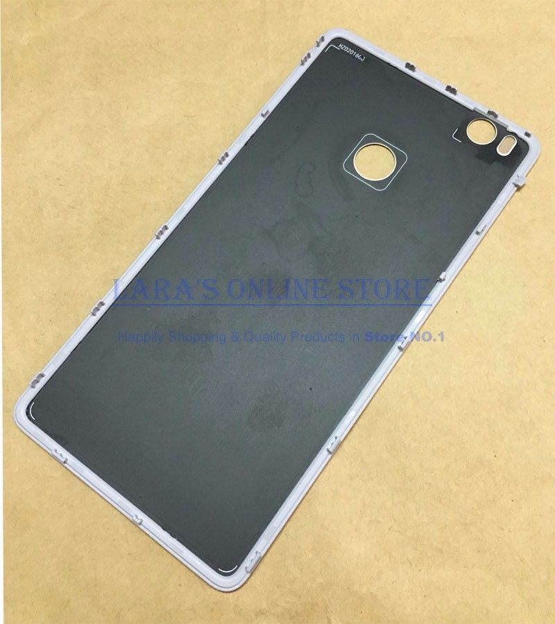 High Quality for Xiaomi 4S Mi4S M4s Rear Glass Back Battery Cover Door Housing with Frame Chasis Assembly Golden White
