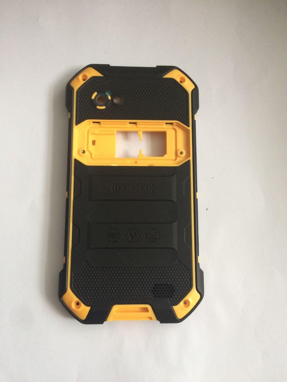 Nouveau Blackview BV6000 Batterie De Couverture Arrière de Shell + Haut-Parleur Pour Blackview BV6000S Téléphone Livraison gratuite + numéro de suivi