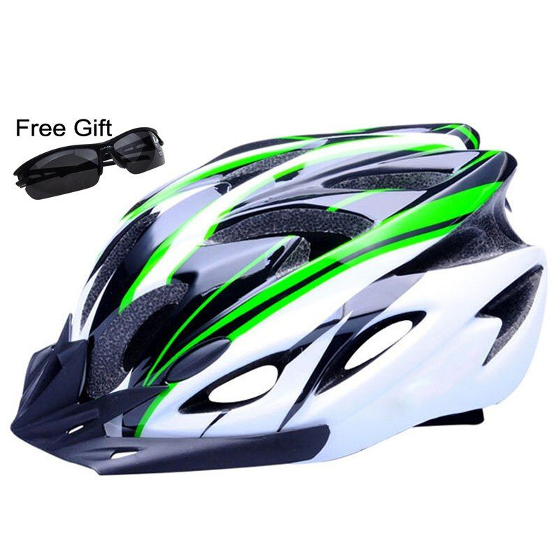 Ultralight Bicycle <font><b>Helmet</b></font> CE Certification Cycling <font><b>Helmet</b></font> In-mold Bike <font><b>Helmet</b></font> Casco Ciclismo 260g 56-61cm