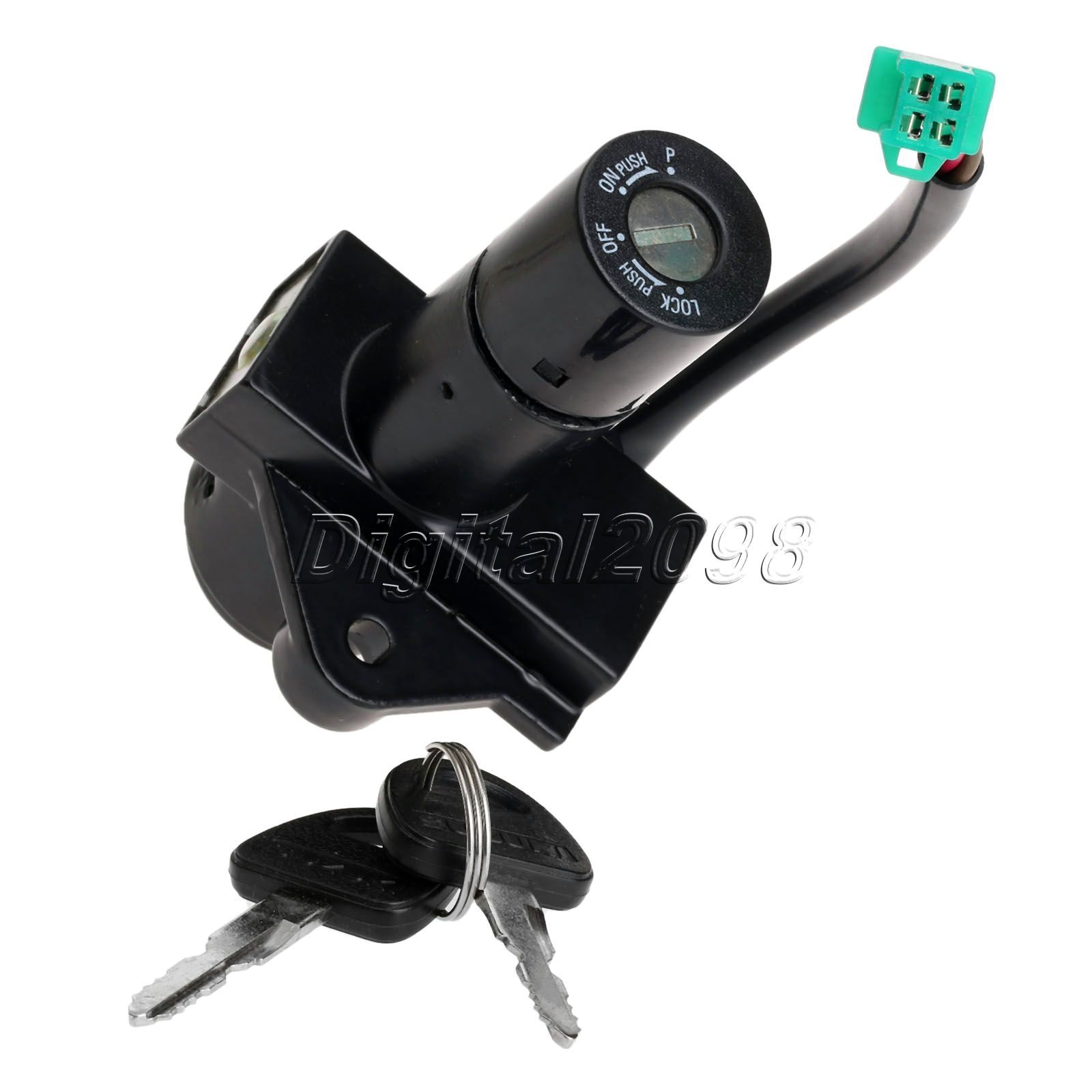 Pit Bike Cdi Aluminum Motorcycle Ignition Key Switch Lock for Suzuki GS 1000 1100 450 550 650 750 850 GN 250 GSX 750 GS1100 1982