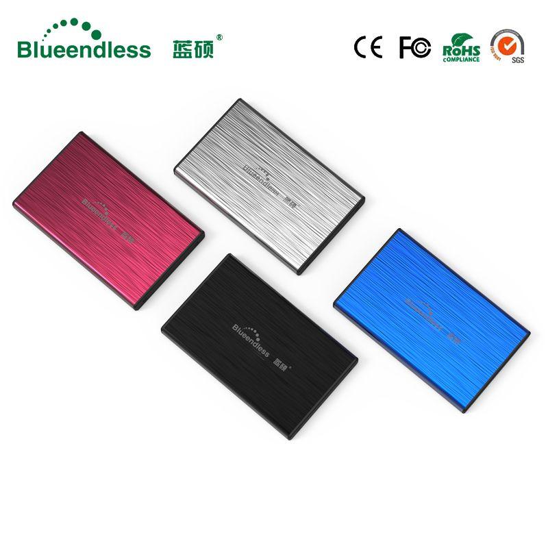 SATA I, II, III Hdd SSD SATA USB 3.0 de Metal 2.5
