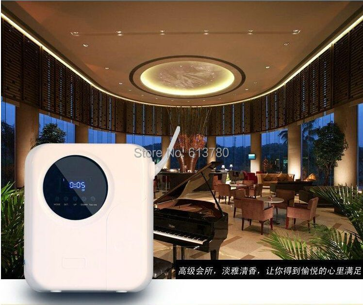 mini incense making machine 200 cbm small aroma system electric scent diffuser portable KTV room air purifier perfume refillable