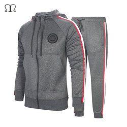 Tracksuit For Men 2 Pieces Set New Fashion Jacket Sportswear Men Tracksuit Hoodie Spring Autumn Men Brand Clothes Hoodies+Pants