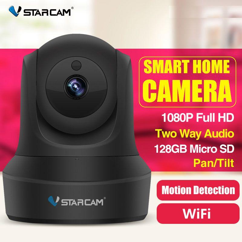 Vstarcam C29S 1080P caméra IP sans fil Full HD CCTV WiFi Surveillance à domicile système de caméra de sécurité caméra intérieure PTZ moniteur bébé