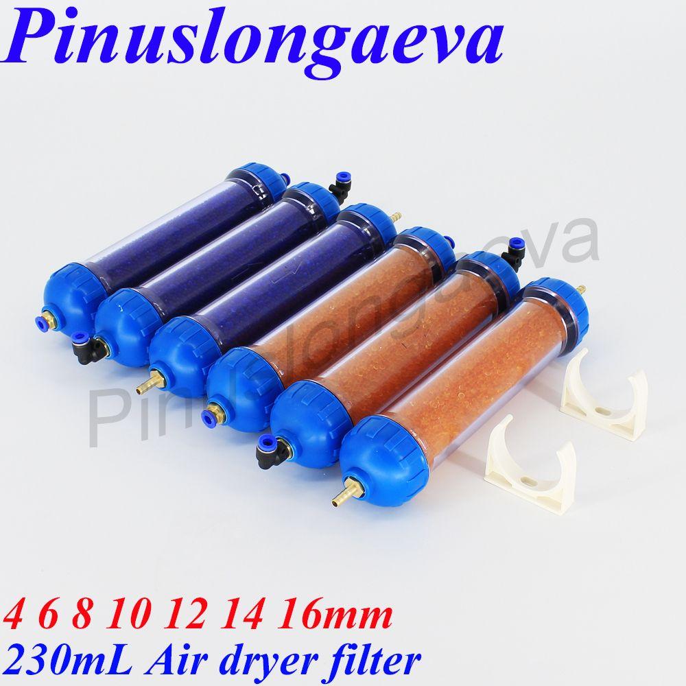 Filtre de séchage d'air de dessiccateur de filtre à gaz de Pinuslongaeva pour le générateur d'ozone pour améliorer la durée de vie et la concentration d'ozone