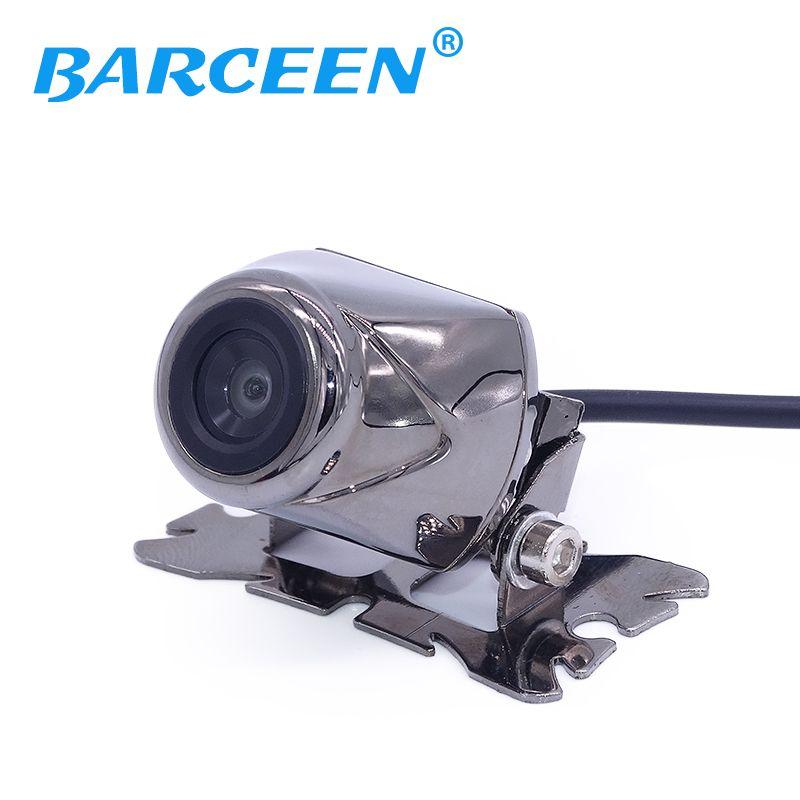 100% HD CCD Livraison gratuite 170 Degrés IR de Vision Nocturne Imperméable À L'eau vue Arrière de Voiture caméra N ° paking pour Universal vente Chaude