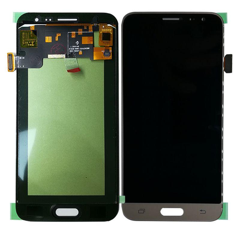 SzHAIyu 10 Teile/los LCD Display + Touch Screen Für Samsung Galaxy J3 2016 J320 J320F J320FN J320A J320M LCD