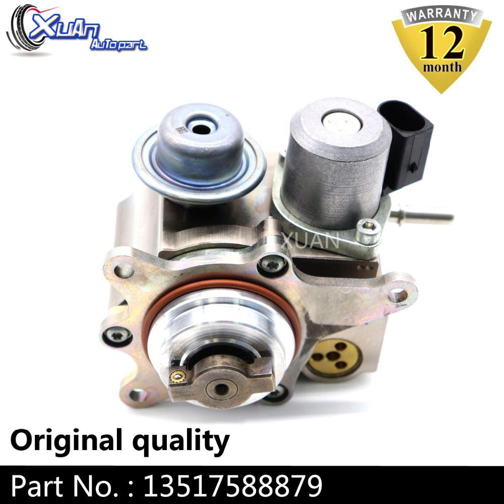 XUAN Hochdruck Kraftstoff Pumpe 13517588879 Für BMW MINI R55 R56 R57 R58 R59 1,6 T Cooper Für Peugeot 207 308 3008 5008 1,6 T