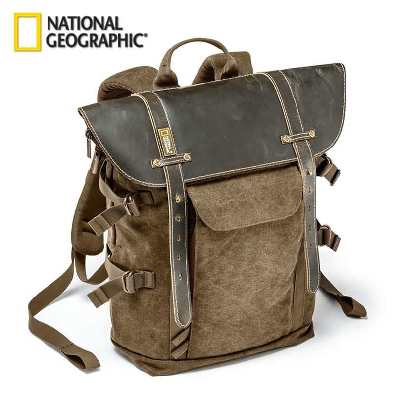 Free shipping New National Geographic NG A5290 Backpack For DSLR Kit With Lenses <font><b>Laptop</b></font> Outdoor wholesale