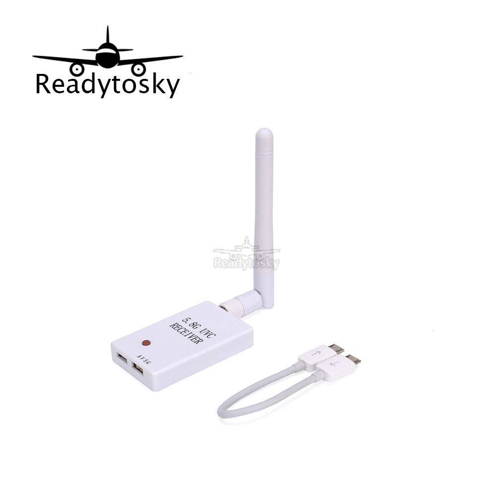Newest Mini 5.8G FPV Receiver UVC Video Downlink OTG for VR Android Phone