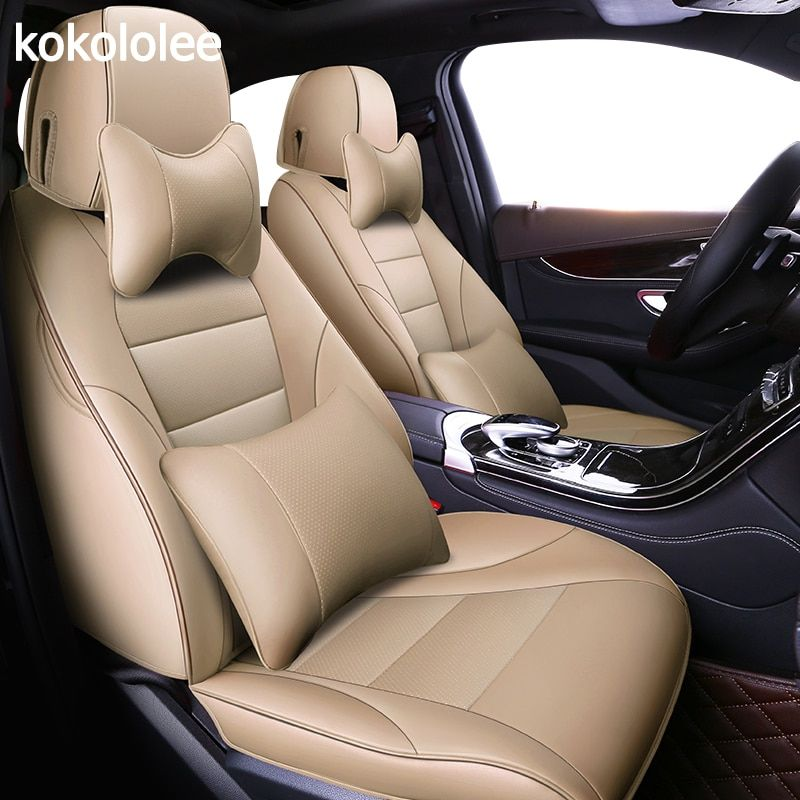kokololee custom real leather car seat cover for peugeot 206cc 207 301 407 508 308 308sw 607 307 307cc 307sw 2008 3008 4008 5008