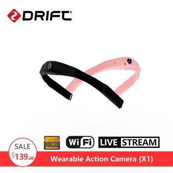 Original DRIFT Action Camera Bicycle Bike Sports Helmet Cam 1080P HD mini Video Camcorder DVR