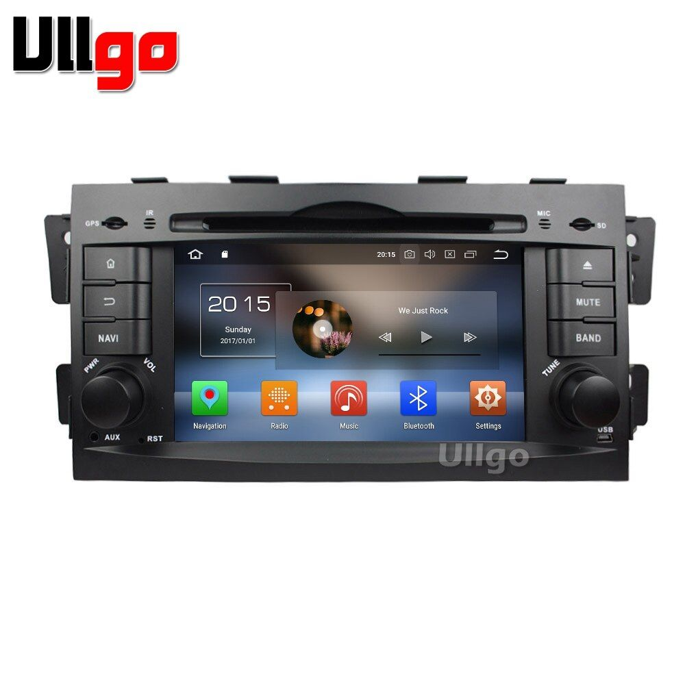 7 inch 4GB RAM Android 8.0 Car Head Unit for Kia Borrego Mohave 2008-2010 Autoradio GPS with BT Radio RDS Mirrorlink Wifi