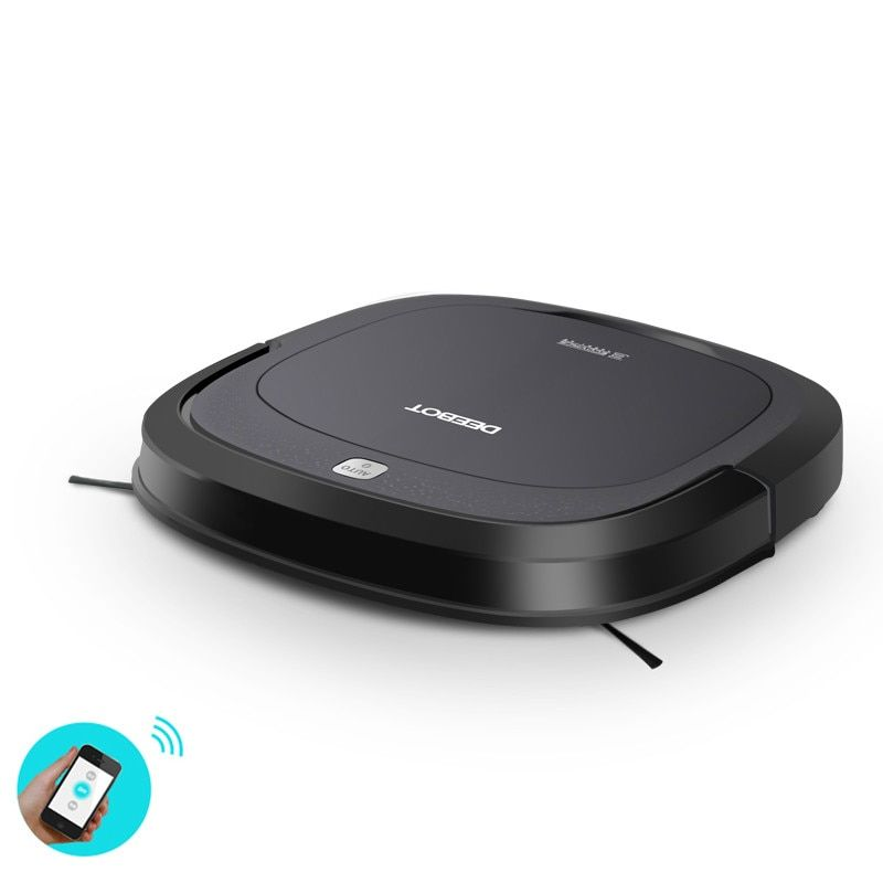 intelligent sweep the floor robot Automatic vacuum cleaner Slim mopping machine Sweeping robot