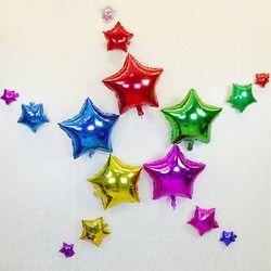 Гелиевый воздушный шар Звезда Свадьба алюминиевая фольга Воздушные шары надувной подарок День рождения украшения 10 дюймов